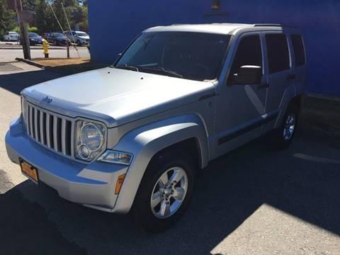 2012 Jeep Liberty for sale in Arlington, WA