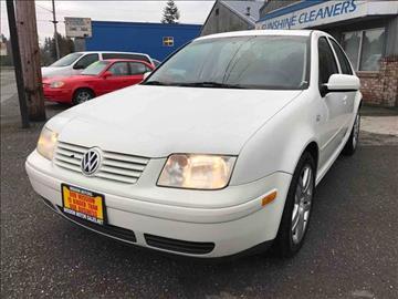2003 Volkswagen Jetta for sale in Arlington, WA
