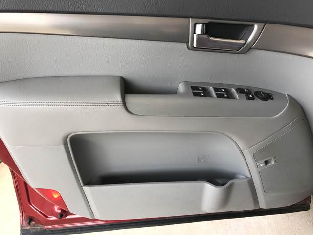 2009 Kia Borrego 4x4 EX 4dr SUV - Fayetteville GA