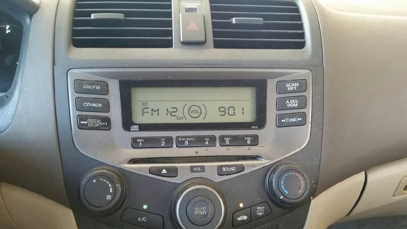 2007 Honda Accord LX 4dr Sedan (2.4L I4 5A) - Fayetteville GA