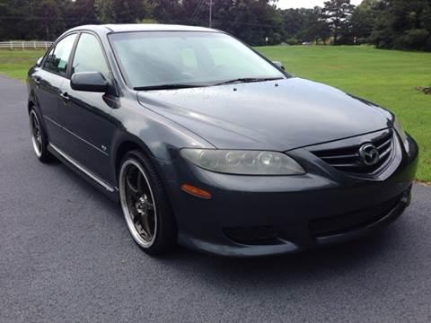 2004 Mazda MAZDA6 for sale at Global Pre-Owned in Fayetteville GA