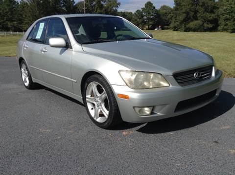 2001 Lexus IS 300 for sale at Global Pre-Owned in Fayetteville GA