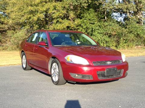 2011 Chevrolet Impala for sale at Global Pre-Owned in Fayetteville GA
