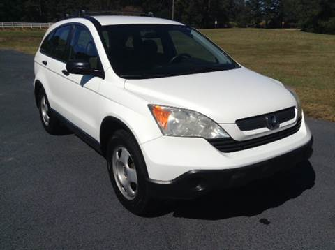 2007 Honda CR-V for sale at Global Pre-Owned in Fayetteville GA