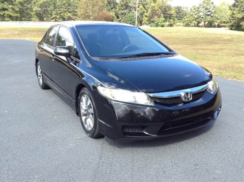 2009 Honda Civic for sale at Global Pre-Owned in Fayetteville GA