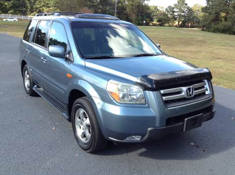 2006 Honda Pilot for sale at Global Pre-Owned in Fayetteville GA