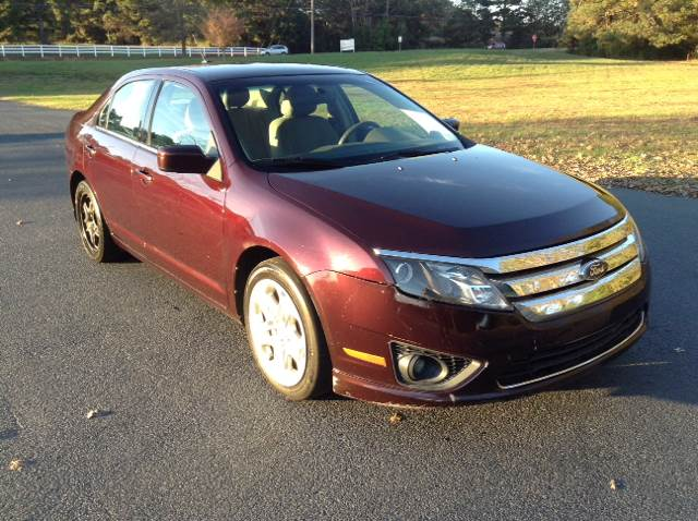 2011 Ford Fusion for sale at Global Pre-Owned in Fayetteville GA