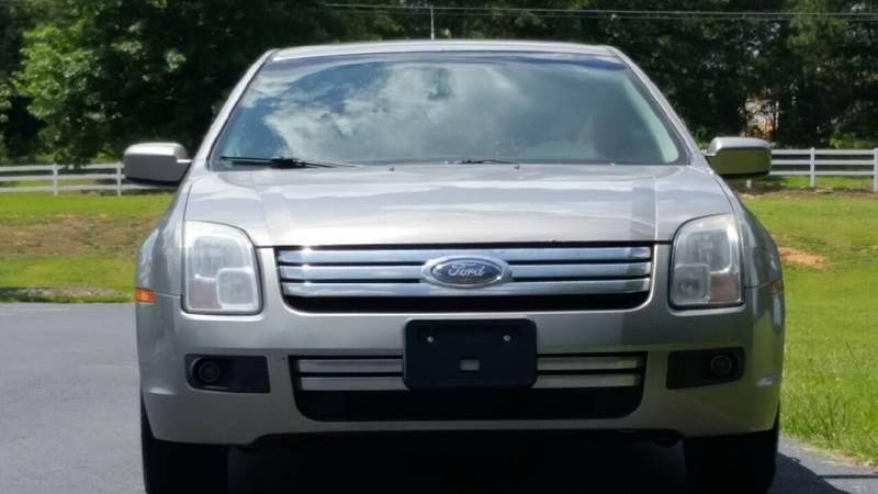 2008 Ford Fusion I4 SE 4dr Sedan - Fayetteville GA