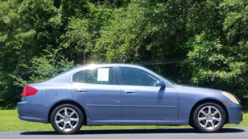 2006 Infiniti G35 4dr Sedan w/Automatic - Fayetteville GA