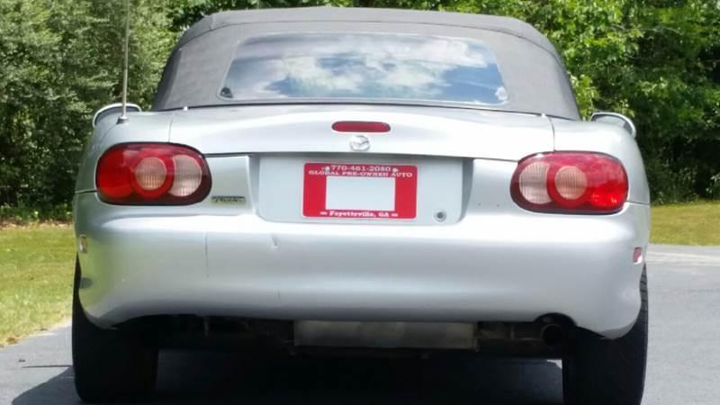 2004 Mazda MX-5 Miata Cloth 2dr Roadster - Fayetteville GA