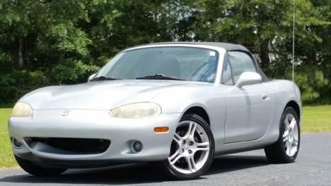 2004 Mazda MX-5 Miata for sale in Fayetteville, GA