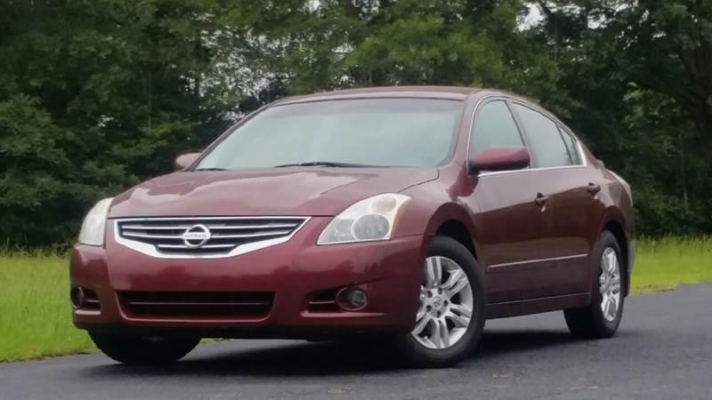 2012 Nissan Altima 2.5 S 4dr Sedan - Fayetteville GA
