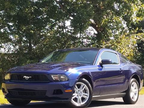 2010 Ford Mustang for sale in Fayetteville, GA