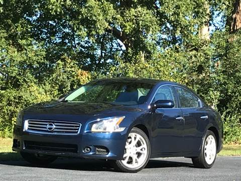 2014 Nissan Maxima for sale in Fayetteville, GA