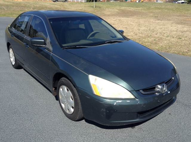 2004 Honda Accord for sale at Global Pre-Owned in Fayetteville GA