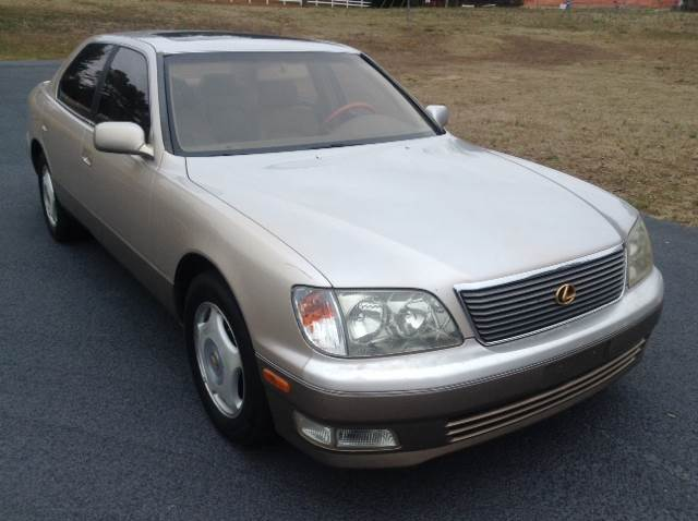 1998 Lexus LS 400 for sale at Global Pre-Owned in Fayetteville GA