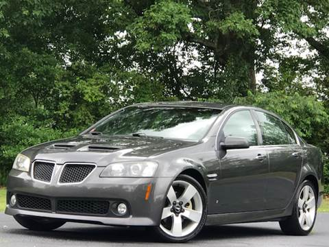 2009 Pontiac G8 for sale in Fayetteville, GA