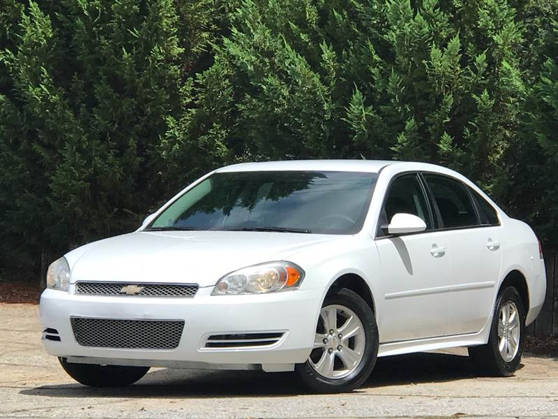 2013 Chevrolet Impala for sale at Global Pre-Owned in Fayetteville GA