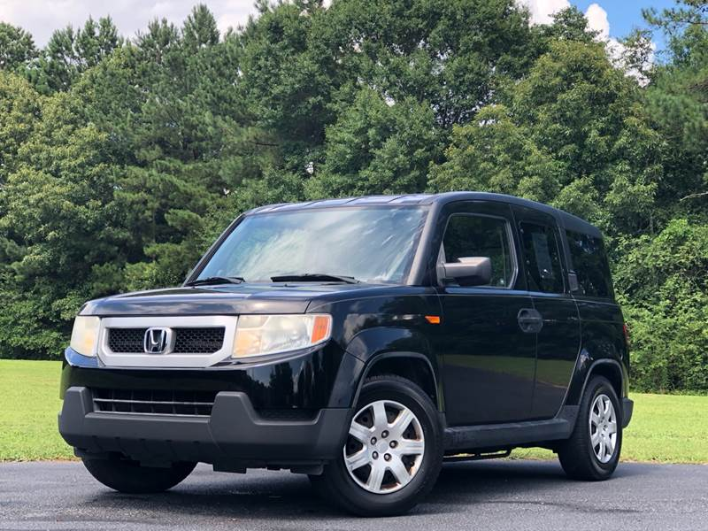 Honda Element And Scion XB Will Not Be Released Anytime Soon >> 2011 Honda Element Lx 4dr Suv In Fayetteville Ga Global