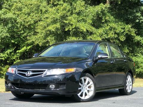 2008 Acura TSX for sale in Fayetteville, GA