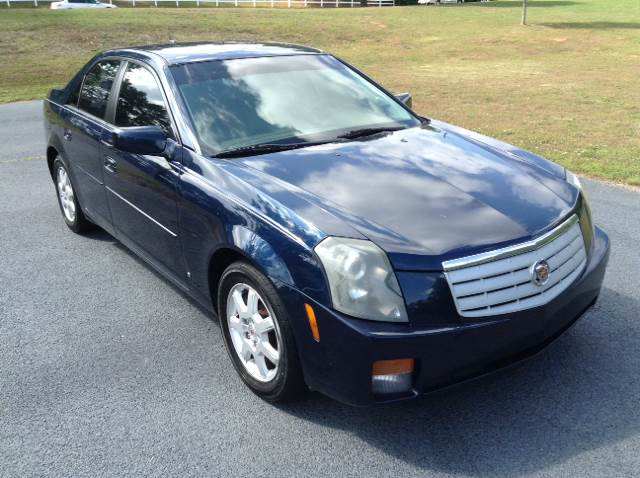 2007 Cadillac CTS for sale at Global Pre-Owned in Fayetteville GA