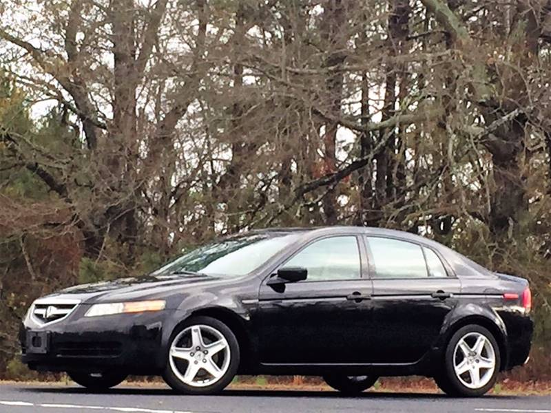 2006 Acura TL for sale at Global Pre-Owned in Fayetteville GA