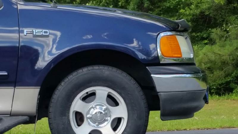 2004 Ford F-150 Heritage 4dr SuperCab XLT Rwd Styleside SB - Fayetteville GA