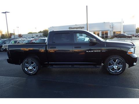 2012 RAM Ram Pickup 1500 for sale in Champaign, IL