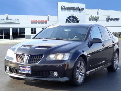 2008 Pontiac G8 for sale in Champaign, IL