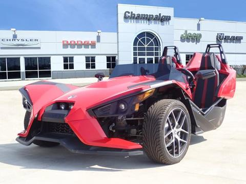 2016 Polaris Slingshot for sale in Champaign, IL