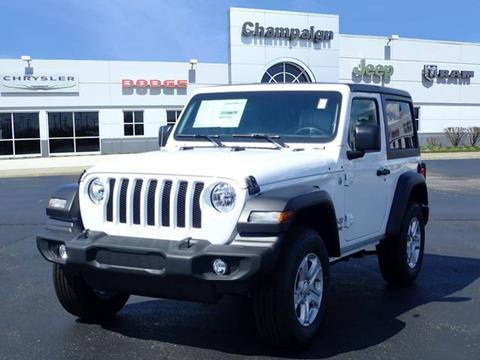 2019 Jeep Wrangler for sale in Champaign, IL