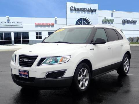 2011 Saab 9-4X for sale in Champaign, IL
