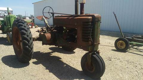 1945 John Deere AN for sale at Brad Waller Automotive in Stockton KS