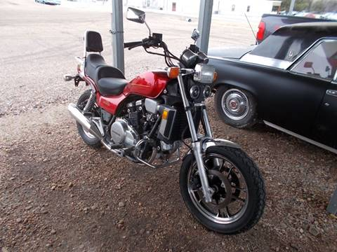 1986 Honda V65 Magna for sale at Brad Waller Automotive in Stockton KS