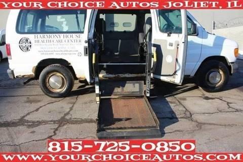 2004 Ford E-Series Cargo for sale in Joliet, IL