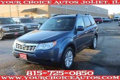 2012 Subaru Forester For Sale In Illinois Carsforsale