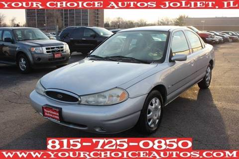 1998 Ford Contour for sale in Joliet, IL