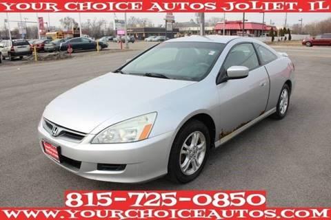 2006 Honda Accord for sale in Joliet, IL