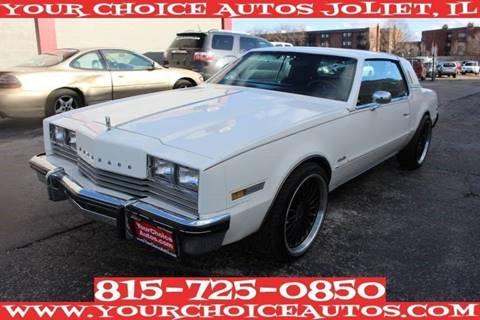 1980 Oldsmobile Toronado for sale in Joliet, IL