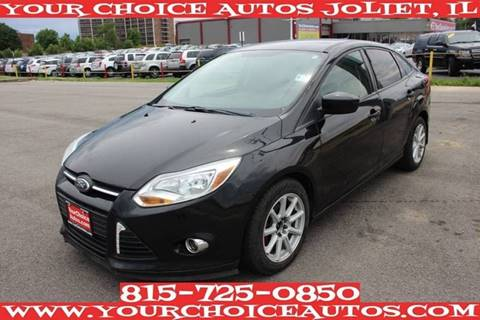 2012 Ford Focus for sale in Joliet, IL