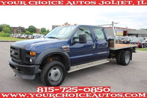 2008 Ford F-450 Super Duty for sale in Joliet, IL