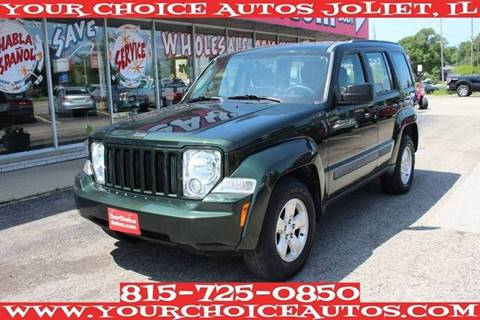2010 Jeep Liberty for sale in Joliet, IL