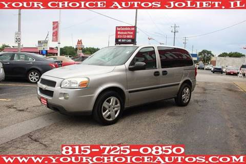 2008 Chevrolet Uplander for sale in Joliet, IL