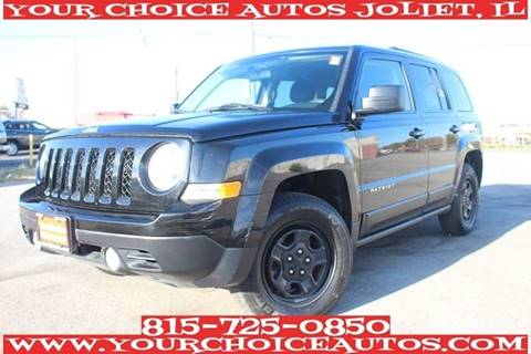 2015 Jeep Patriot for sale in Joliet, IL