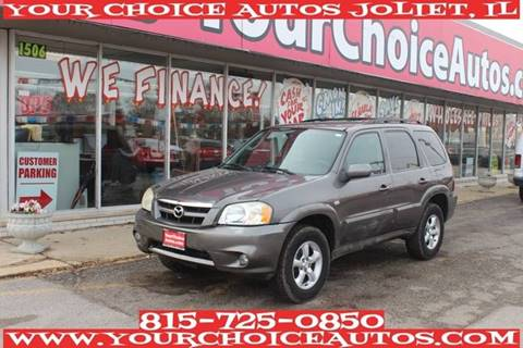 2005 Mazda Tribute for sale in Joliet, IL
