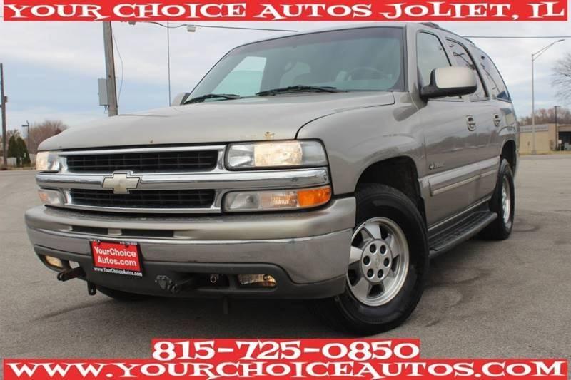2000 Chevrolet Tahoe Base