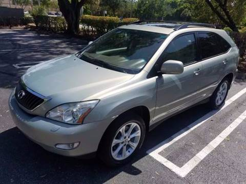 2008 Lexus RX 350 for sale in Pompano Beach, FL