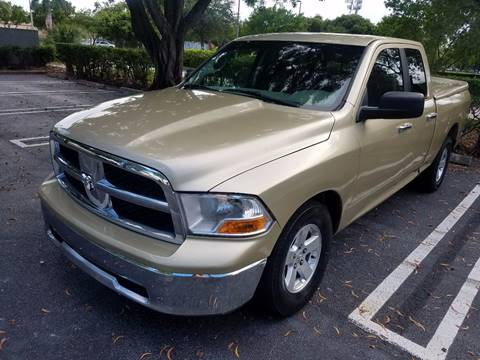 2011 RAM Ram Pickup 1500 for sale in Pompano Beach, FL