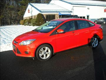 2014 Ford Focus for sale in Westfield, MA