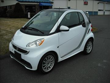 2013 Smart fortwo for sale in Westfield, MA